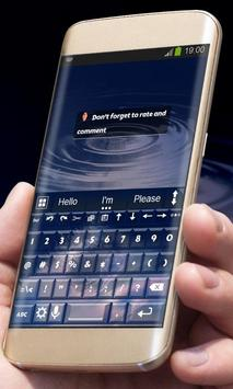 Asteroids rain AiType Skin screenshot 11