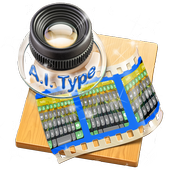 Color burst AiType Skin icon