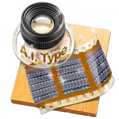Fire power AiType Skin icon