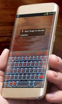 Fire power AiType Skin apk screenshot