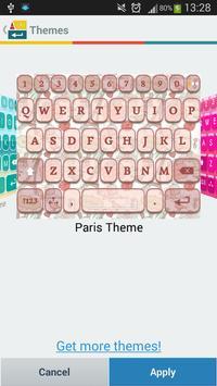 A. I. Type Paris א apk screenshot