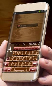 Nobility AiType Theme apk screenshot