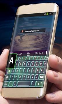 Apocalypse AiType Theme apk screenshot