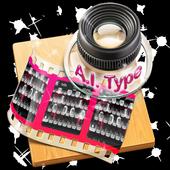 Dice AiType Theme icon