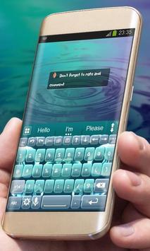 Light Fish AiType Theme apk screenshot