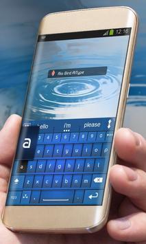 Rio Bird AiType Theme apk screenshot