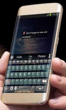 Star implosion AiType Theme apk screenshot
