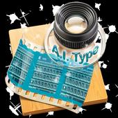 Sky of hopes AiType Theme icon