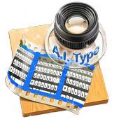 Solid ground AiType Theme icon