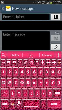 A. I. Type Pink Cheetah apk screenshot