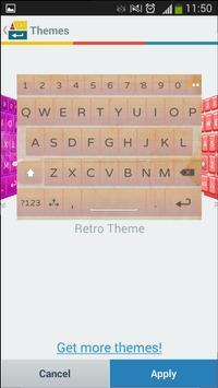 A. I. Type Retro א apk screenshot