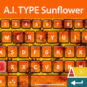 A. I. Type Sunflower icon