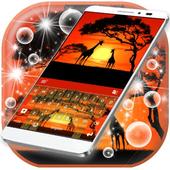 Africa Theme Keypad icon