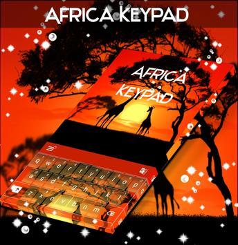Africa Theme Keypad apk screenshot