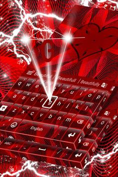 Love Keyboard Theme apk screenshot
