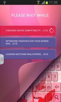 Rose Free Theme For Keyboard apk screenshot