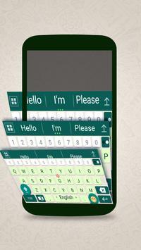 ai.keyboard theme for WhatsApp apk स्क्रीनशॉट