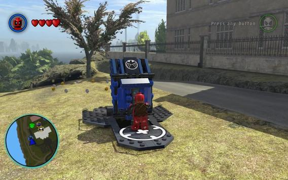 Guide LEGO Marvel Super Heroes apk screenshot