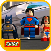 Top LEGO DC Super Heroes Guide icon