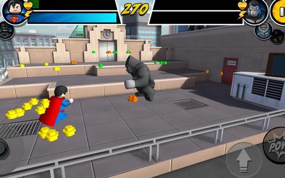 Top LEGO DC Super Heroes Guide apk screenshot