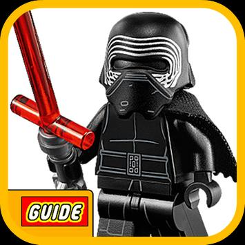 Tips LEGO Star Wars Guide poster
