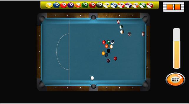 Classic Pool Break 2016 3D apk screenshot