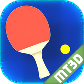 Multi Table Tennis 3D icon