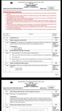 MSBTE Model Answer Paper Diploma screenshot 4