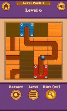 Ball Unblock : Find Ball Way screenshot 3