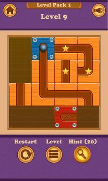 Ball Unblock : Find Ball Way screenshot 1