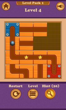 Ball Unblock : Find Ball Way screenshot 2