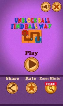 Ball Unblock : Find Ball Way screenshot 4
