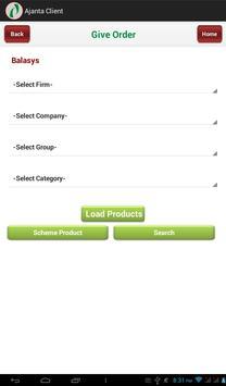 Ajanta Client screenshot 4