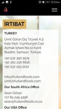Fruits And Foods apk screenshot