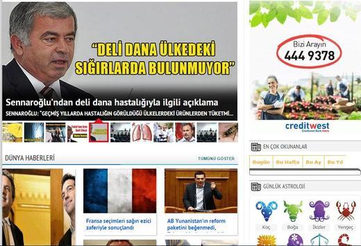 Ajans Kıbrıs apk screenshot