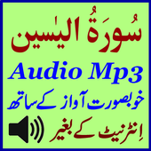 Perfect Surat Yaseen Mp3 App icon