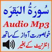 Surat Baqarah Special Mp3 App icon
