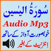 Surat Yaseen Special Mp3 App icon
