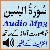 Surah Yaseen Special Audio Mp3 icon