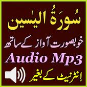 Voice Al Yaseen Audio Mp3 App icon