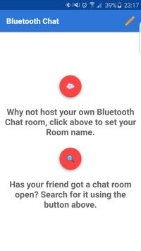 Bluetooth Chat poster
