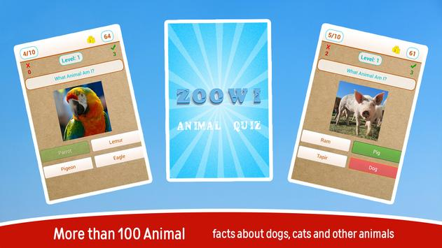 ZOOWI Animals Quiz for Android - APK Download