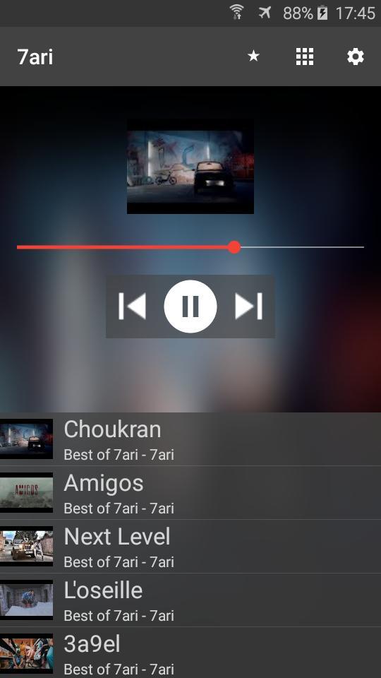 GRATUIT MP3 MUSIC 7ARI TÉLÉCHARGER CHOUKRAN