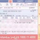 Train Ticket Prediction 2018 icon