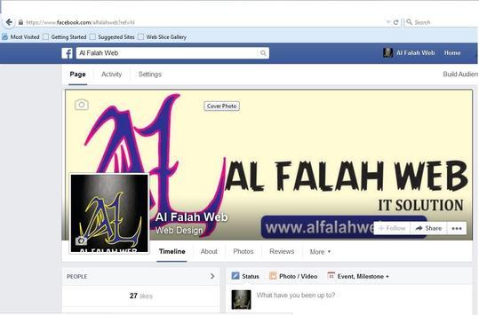 AlFalahWeb poster