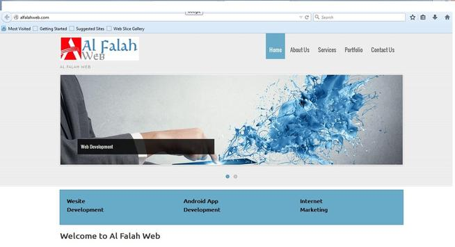 AlFalahWeb screenshot 1