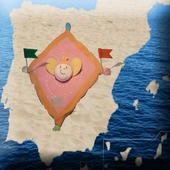 Spanish geography icon