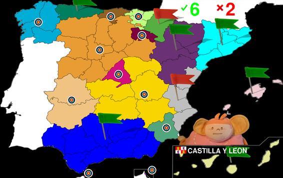 Spanish geography screenshot 10