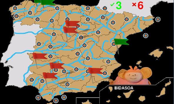 Spanish geography screenshot 4