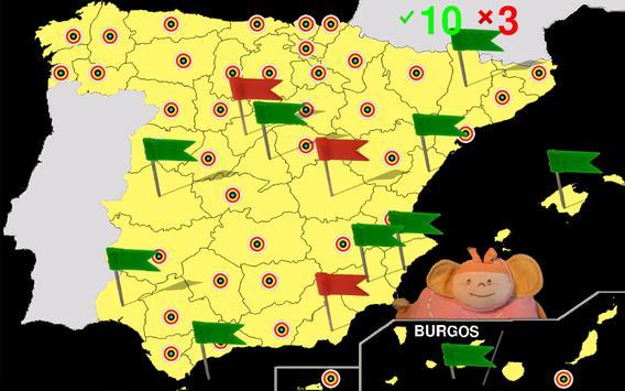Spanish geography screenshot 8